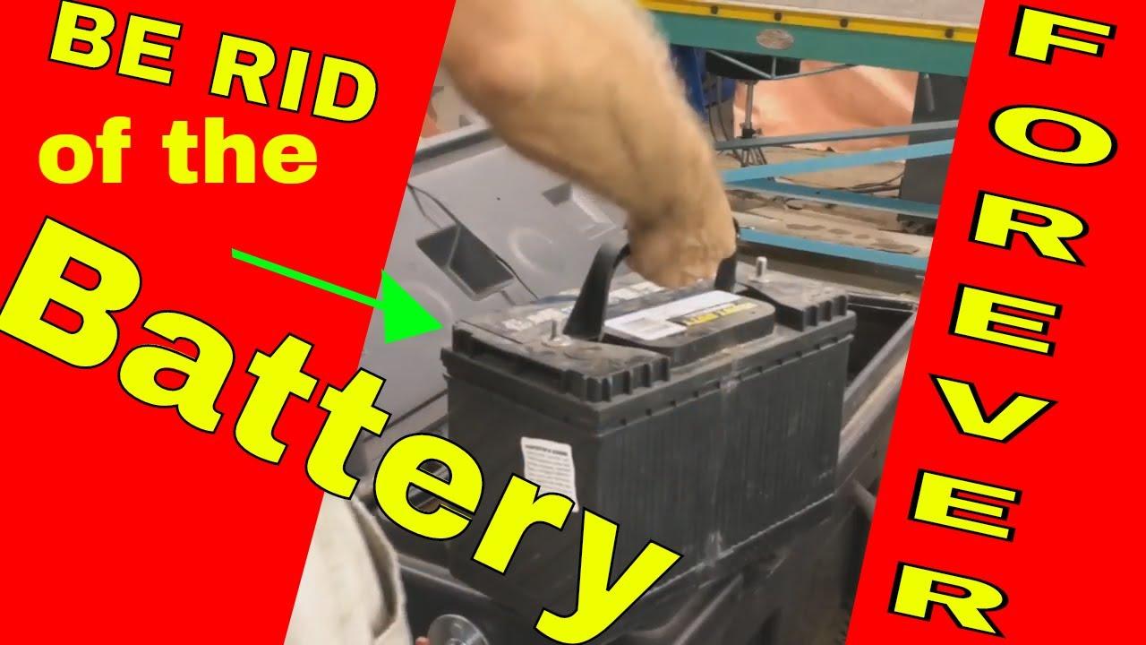 three battery four dump wiring diagram run your electric hydraulic dump trailer with no battery youtube  electric hydraulic dump trailer