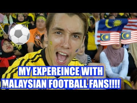 MY EXPERIENCE WITH MALAYSIAN FOOTBALL FANS! (SEA GAMES 2017)