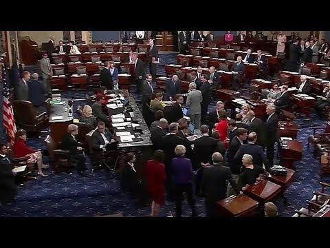 🔴WATCH: Senate Votes AGAIN to End Government Shutdown - LIVE COVERAGE 1/22/18