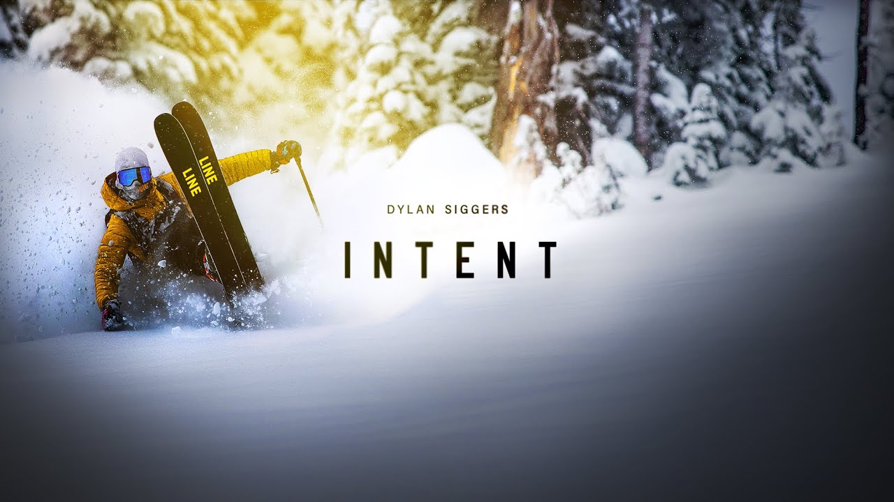 Dylan Siggers // Intent