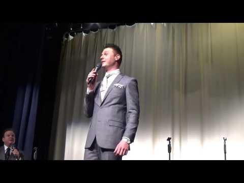Anthony Davis sings Hold Me-Tribute Quartet