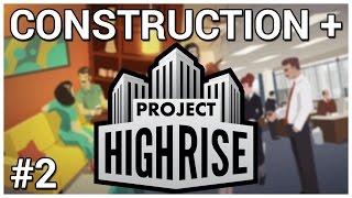 Plumbing & Prestige = Construction + Project Highrise [Beta] #2