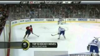 Топ 10 красивых голов в хоккее