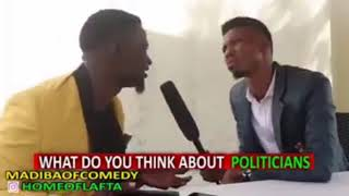 What Do You Think About Politicians By Home Of Lafta