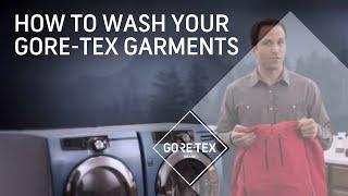 comment laver veste gore tex