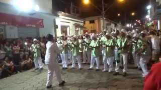 Carnaval em Prados 2015 - Bloco Gato Preto agitando a noite