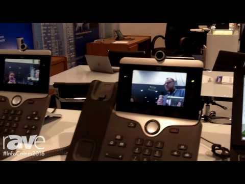 InfoComm 2016: Collaboration Squared Showcases Cisco Spark and Ubiety