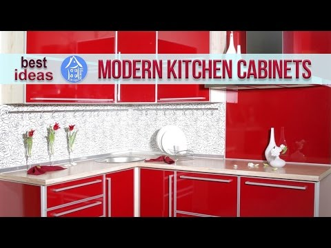 💗 Kitchen Cabinets - Modern Design Ideas