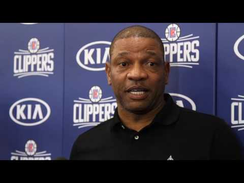 Doc Rivers |  End of 2016-17 Season Interview