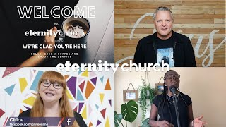 ETERNITY CHURCH NORWICH ONLINE SERVICE 12TH JULY 2020