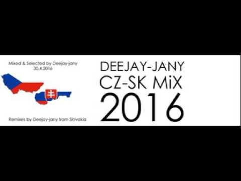 Deejay-jany - CZ-SK MiX 2016 ( DANCE )