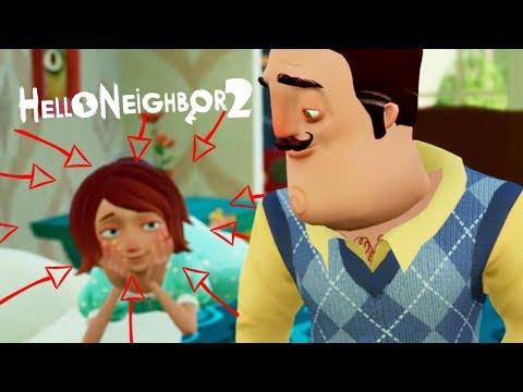 HELLO NEIGHBOR 2! COMO NÃO VI ESTA CUTSCENE ANTES?!   Hello Neighbor Hide and Seek (NOVO)