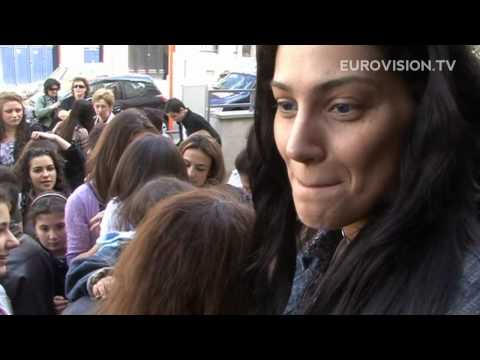 Interview Eva Rivas - Apricot Stone (Armenia)