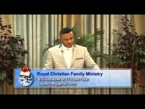 Royal Christian Family Ministry: The Power to Manifest