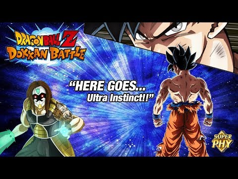 New Form On The Horizon! F2P PHY Ultra Instinct Goku Showcase!