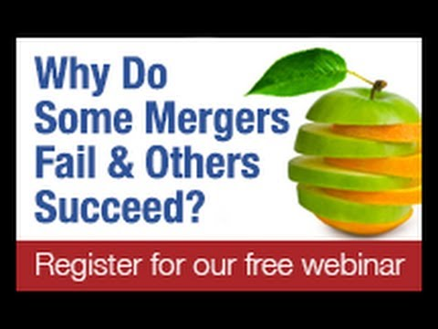 Why Some Mergers Fail While Others Succeed