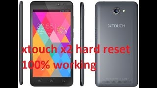 How To Reset Xtouch Tablet