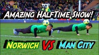 Video Gol Pertandingan Norwich City vs Manchester City
