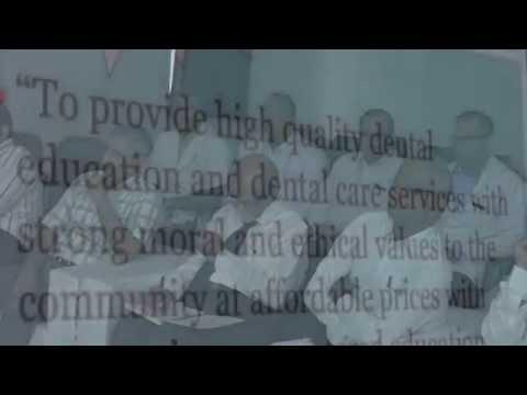 NAAC PEER TEAM VISIT TO INSTITUTE OF DENTAL SCIENCES, JAMMU ON 26-28 SEPTEMBER 2016 VIDEO  1
