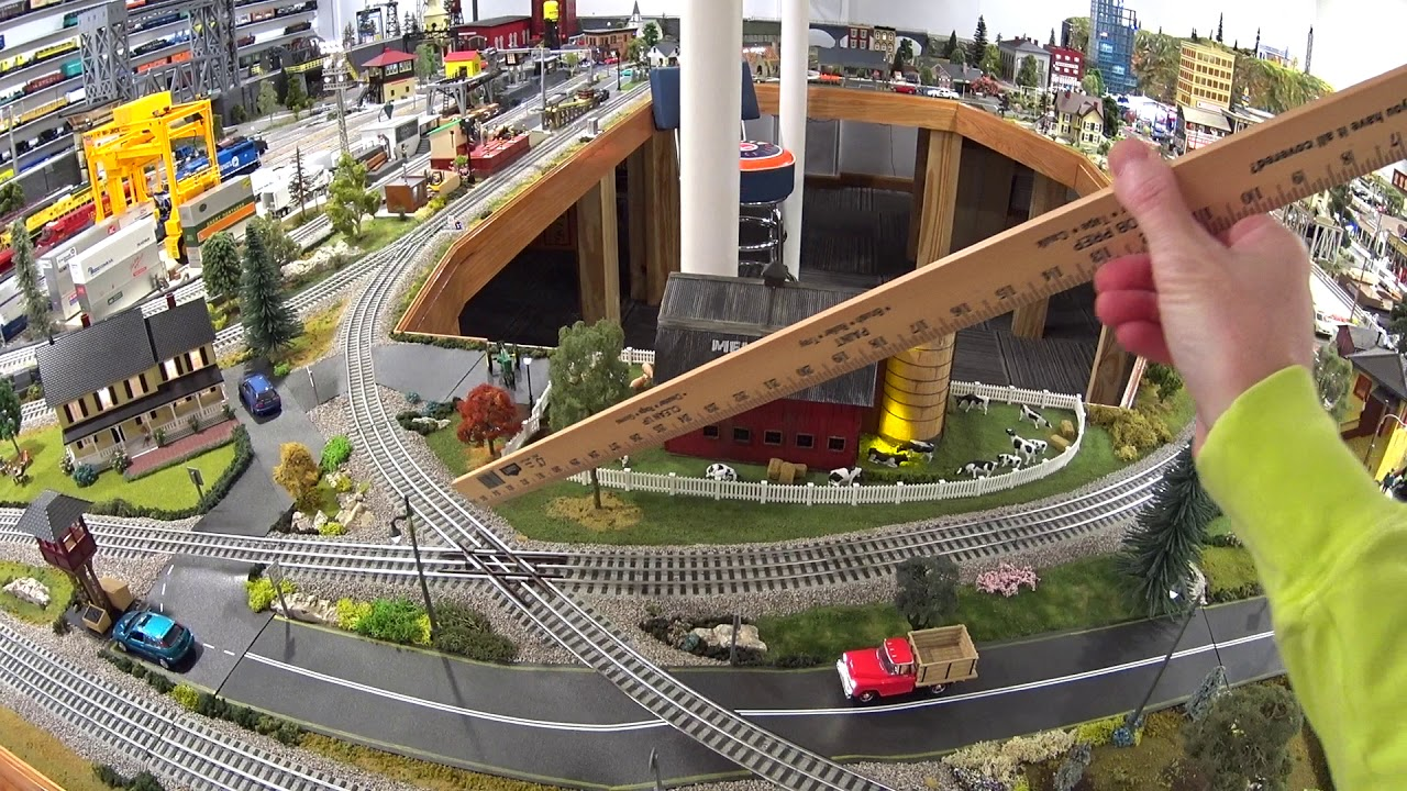 My O Gauge Layout - Epsiode 11 - Track Design Fix - YouTube