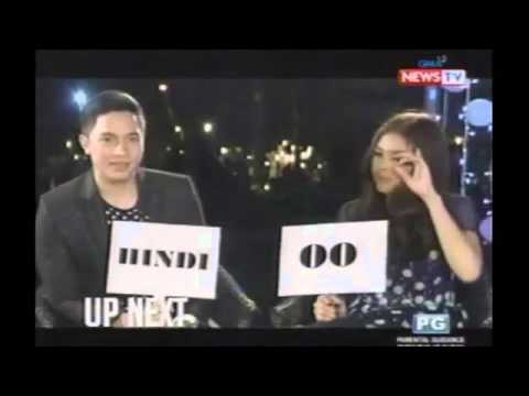 ALDUB on Tonight with Arnold Clavio February 24 2016 Part 2 Interview