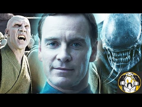 5 Major Questions NOT Answered in Alien Covenant