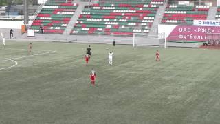 Локомотив 2005 - Локомотив 2 (2-й состав 2-й тайм)