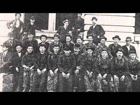 The Farmer Michael Hayes. Irish folk song, escape to America, lyrics