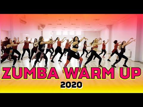 ZUMBA Warm Up 2020 - Rock & Pop  - Zumba Vilniuje | Indre Gatelyte | ZumbaVilnius.lt