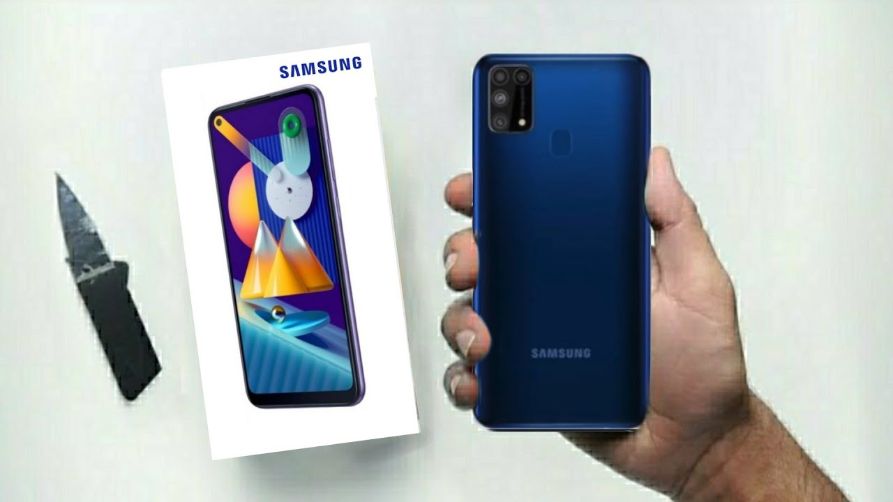 Samsung Galaxy M01 Unboxing