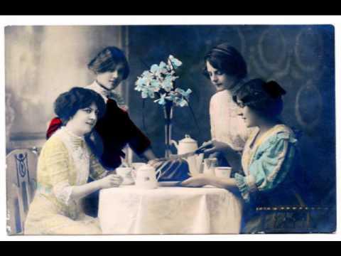 Three Women - Domestic Science Club