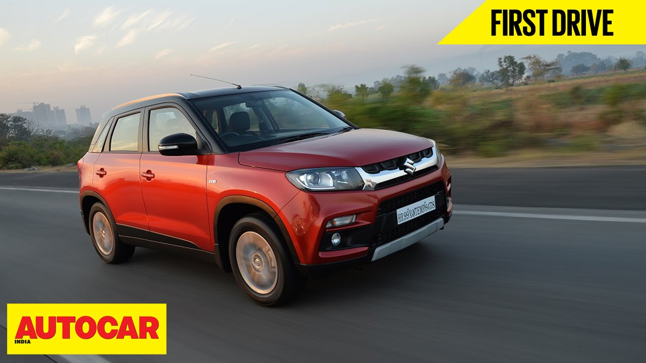 Maruti Vitara Brezza | First Drive | Autocar India