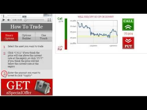 Binary Options Trading Strategy for Silver with Banc de Swiss, 24Option, GOptions, Plus500