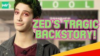 Disney Z-O-M-B-I-E-S Theory: Zed's Tragic Backstory!