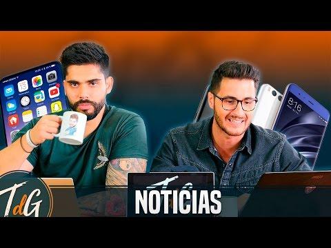 Noticias: Mi 6 es oficial, iPhone 8 doble cámara y Amazon Pay