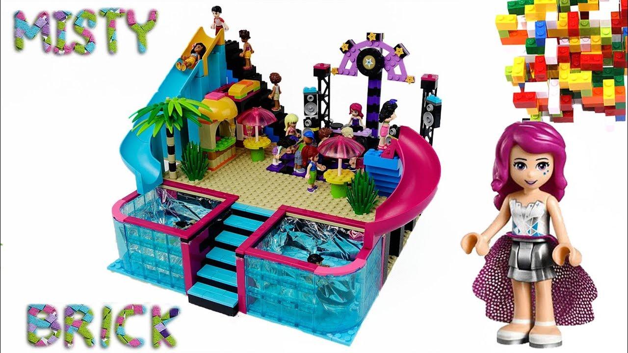 Lego Friends Livi