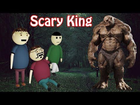 Download Gulli Bulli  Scary King Part 2 | Horror Train | Gulli Bulli Aur Sar Kata Part 3 | Make Joke Horror