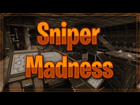 Sniper Madness by Zlolkill & RA_Mchl | Fortnite Creative Map | Map code in  description