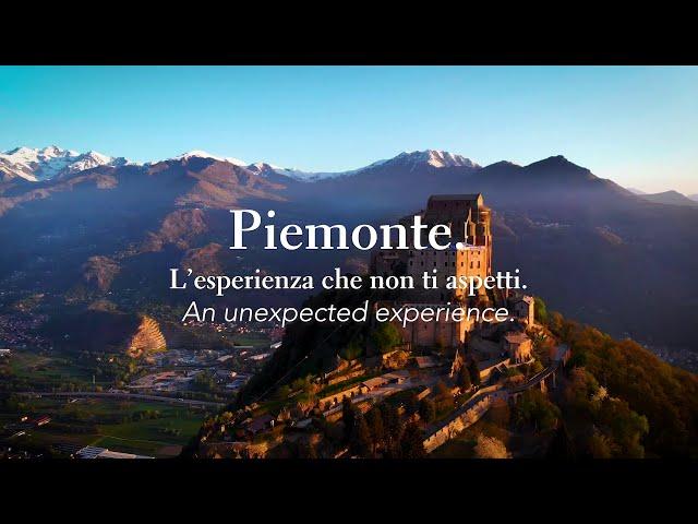 Piemonte, l'esperienza che non ti aspetti