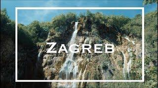 Zagreb |  Plitvice Lakes - Croatia | 4k - GH5 and Mavic Pro