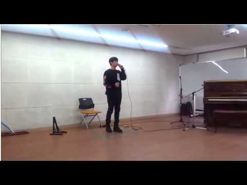 BTS Jungkook - Two Melodies (Audition for SOPA)