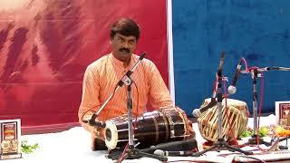 Krishna Musale Dholki and Tabla Solo in Taal Pravah 2018