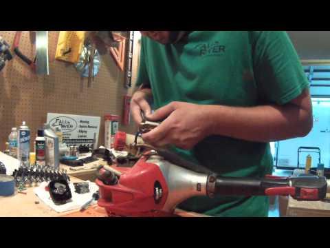 Lawn Care Vlog #3 How to Change a Shindaiwa T235 Carburetor