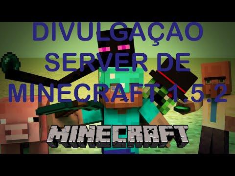 Divulgação De Server De Minecraft 1.5.2 - Simple Craft Network - Full PvP 2015