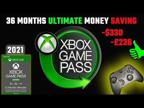 How to get 3 years of Xbox Game Pass Ultimate x3 Times Cheaper