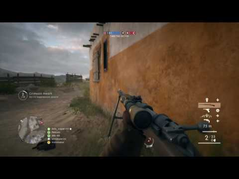 Battlefield 1 (Red Baron P08 best pistol in the game?)
