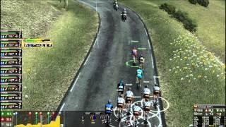 Gameplay Pro Cycling Manager 2013 / Montaña / Comentado en Español / Novedades