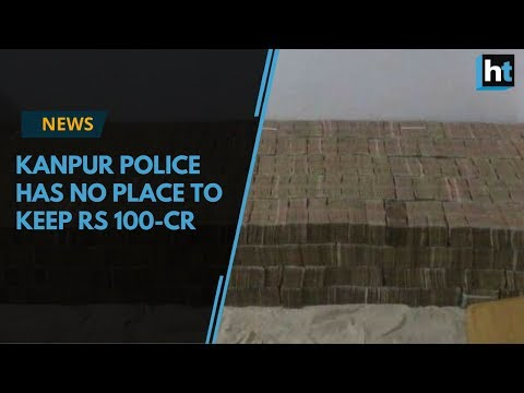Kanpur Police has no place to keep seized Rs 100 crore