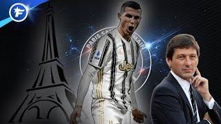 Le PSG prend contact avec Cristiano Ronaldo | Revue de presse