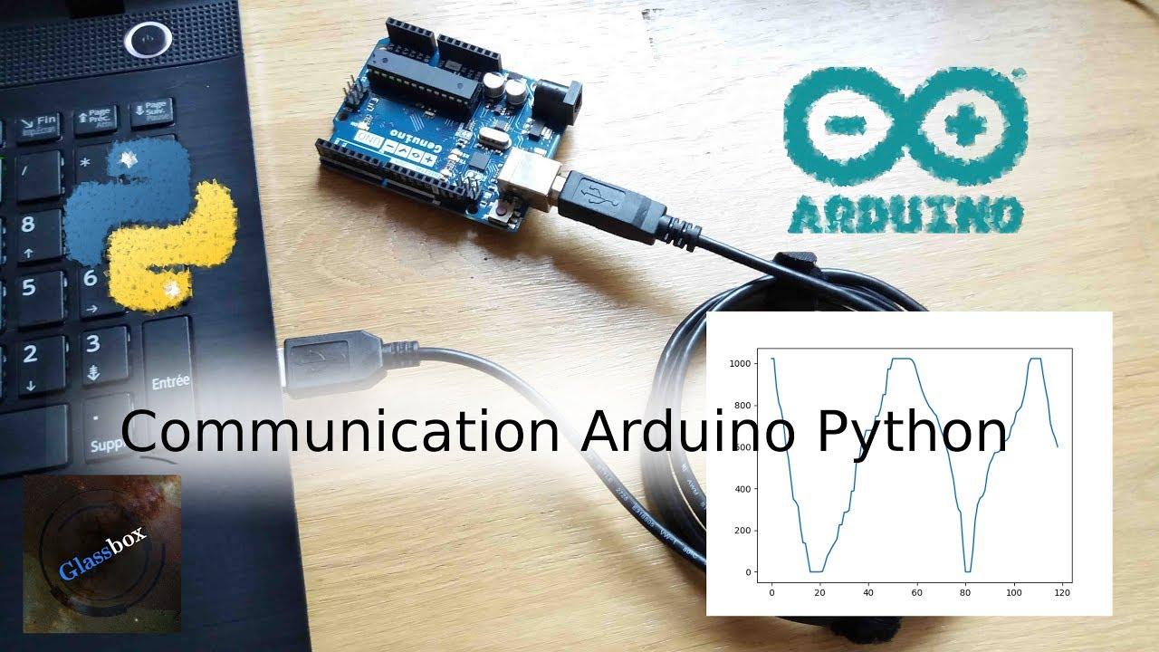 Sending data from Arduino to Python